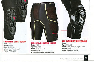Mountain Bike Action - Contakt Shorts -