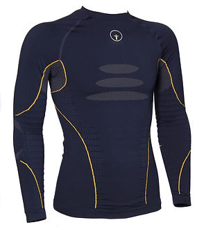 Tech 2 Base Layer Shirt - front side LOW