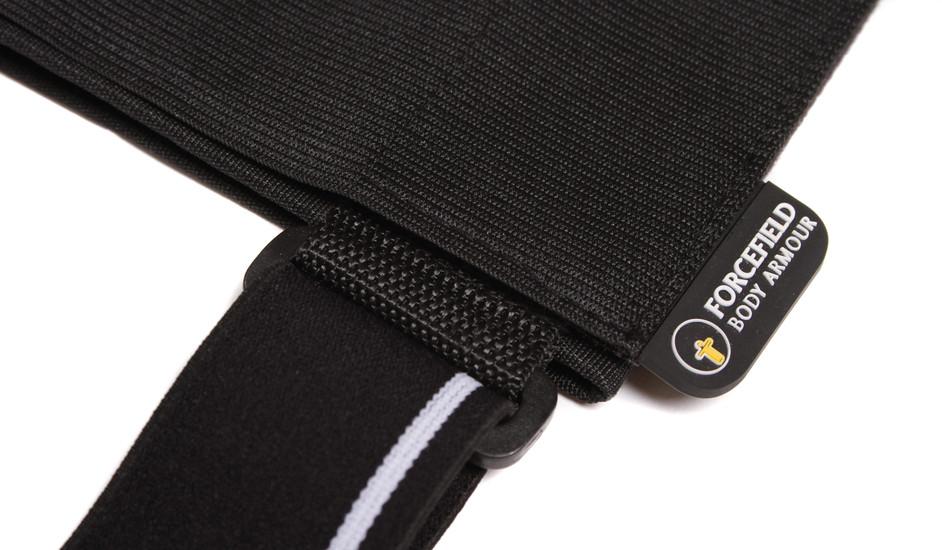 Freelite Back Protector - strap close up