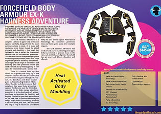 Gadgethead - Ex-K Harness Adventure - Ma