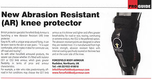 AR Knee Protector - Int Dealer News - Fe