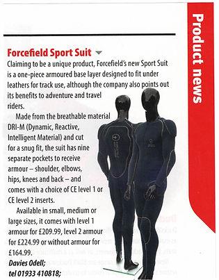 International Dealer News - Sport Suit -