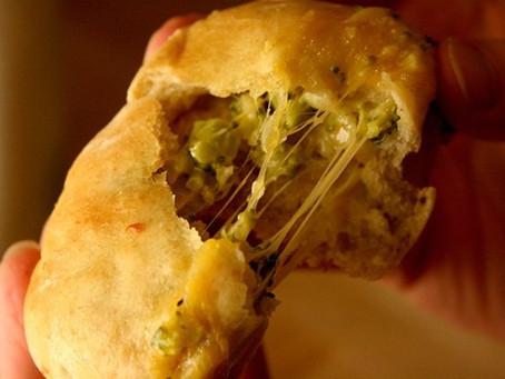 Pão de batata saudável