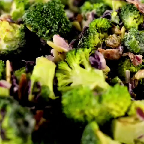 Receita: Brócolis com iogurte grego