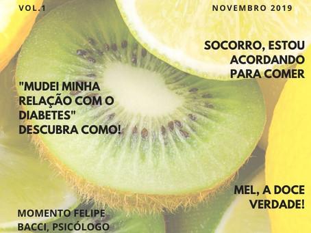 Revista mais saudável do Brasil -vol 01
