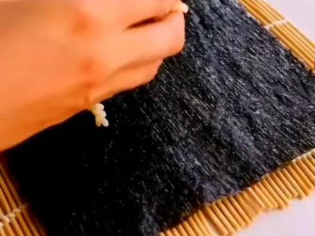 Sushi saudável, descubra como fazer