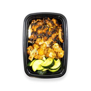 Adobo Chicken Bowl - $11.00