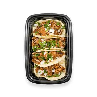 Chipotle Asada Tacos - $10.00