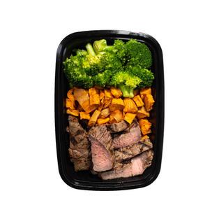 Steak and Sweet Potatoes - $11.00
