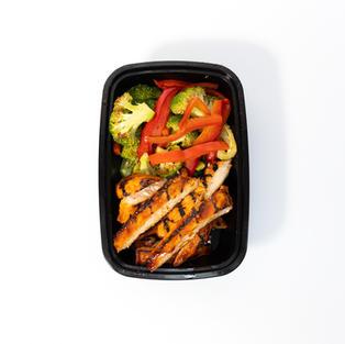 Low Carb Honey Sriracha Chicken - $11.00