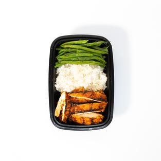 Honey Sriracha Chicken Plate - $11.00