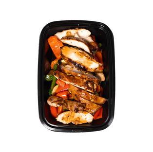 Low Carb Teriyaki Chicken with Veggies - $11.00