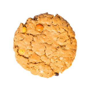 M&M Protein Monster Cookie - $3.00