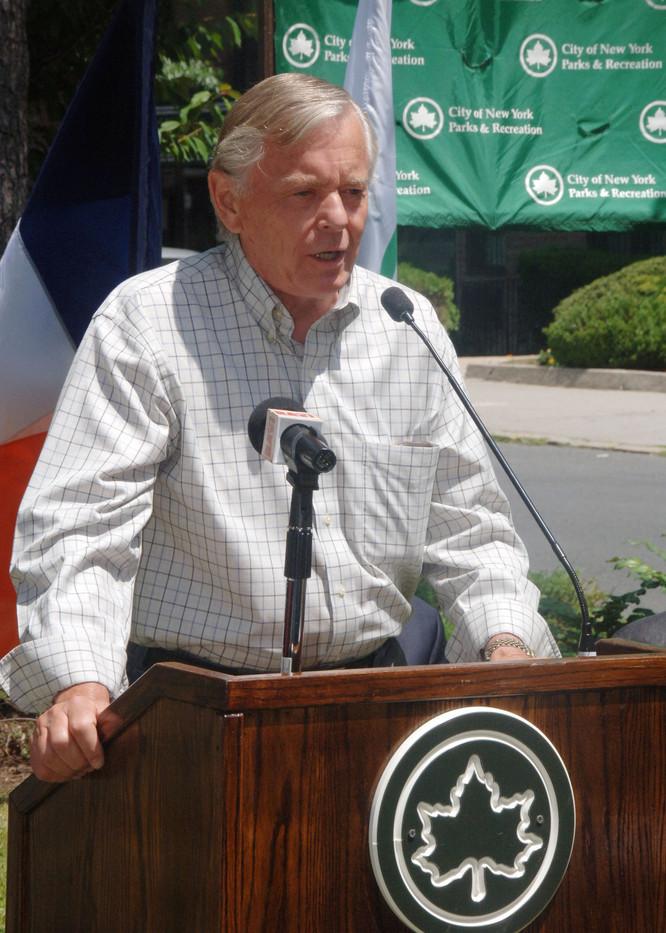 Ed Morrill
