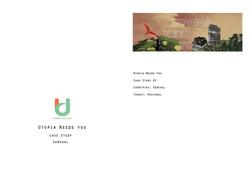 Senegal Case Study Booklet Cover