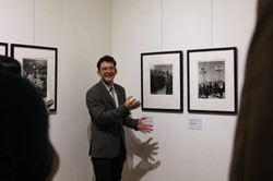 Le French May Exhibition Opening