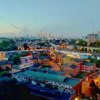 Bailey-London Lights Up