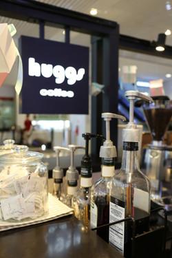 Huggs Coffee Grand Opening
