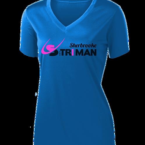 T-shirt technique S-Triman 2018 - femme