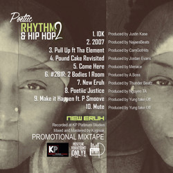 Poetiic - Rhythm & Hip Hop II