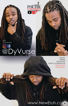 IG: @dyvurse