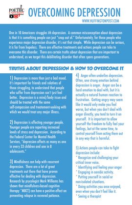 Dealing with Depression?