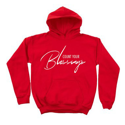 Count Your Blessings Hoodie
