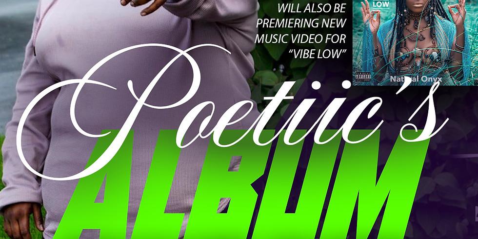Poetiic University Album Release Party