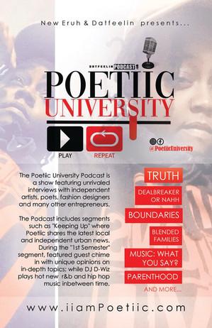 IG: @PoetiicUniversity