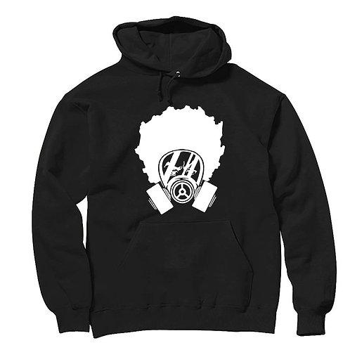 Black 24:7 Hoodie (Huey Edition)