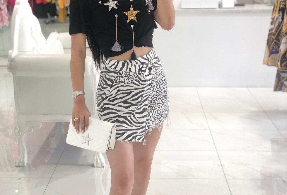Zebry skirt