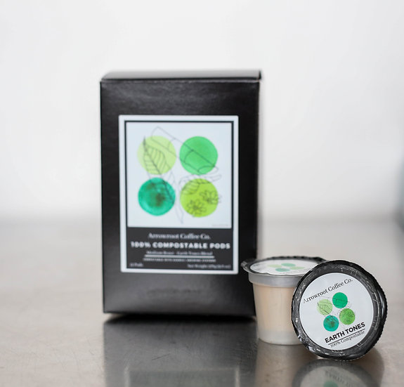 100% Compostable Pods (Wholesale)