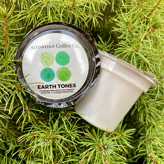 100% Compostable Pods
