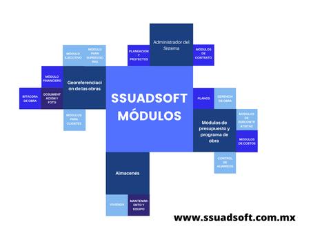 SSUADSOFT, la mejor herramienta para la industria de Construcción.