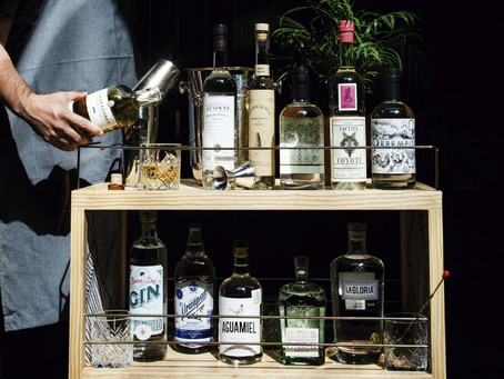 Emblematic Mexican ancestral distillates, besides Tequila and Mezcal