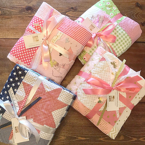 Small Throw Size Quilts