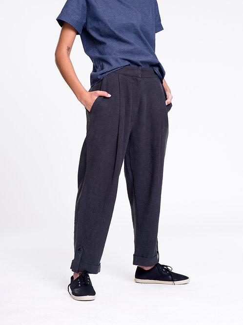 La Garcon Pants - Charcoal
