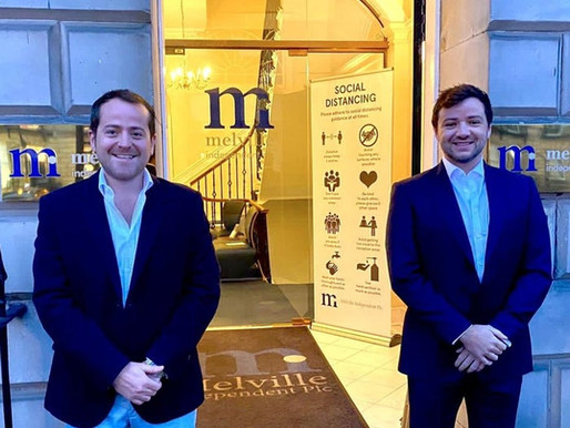 New directors at Edinburgh financial firm