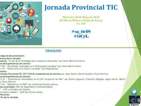 Materiales Jornada Provincial TIC