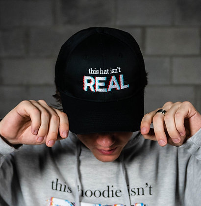 Not Real Hat