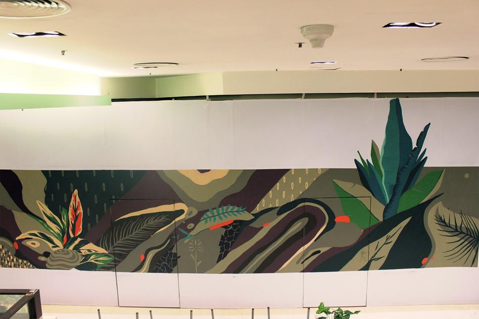 Eldorado Walls, 2018.