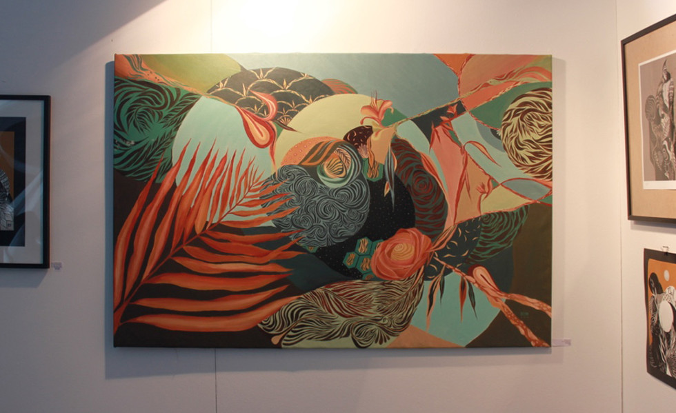 Stroke Art Fair, 2017