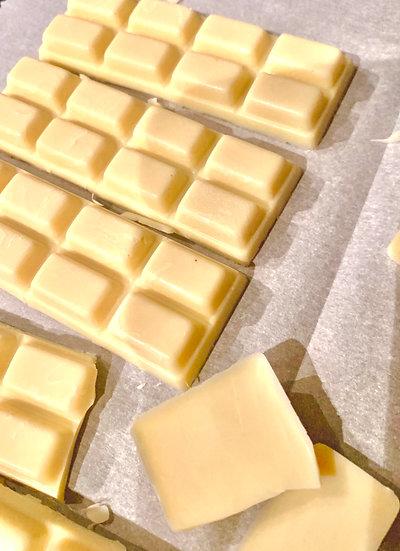 Blanco Leche de Coco x 55 gramos