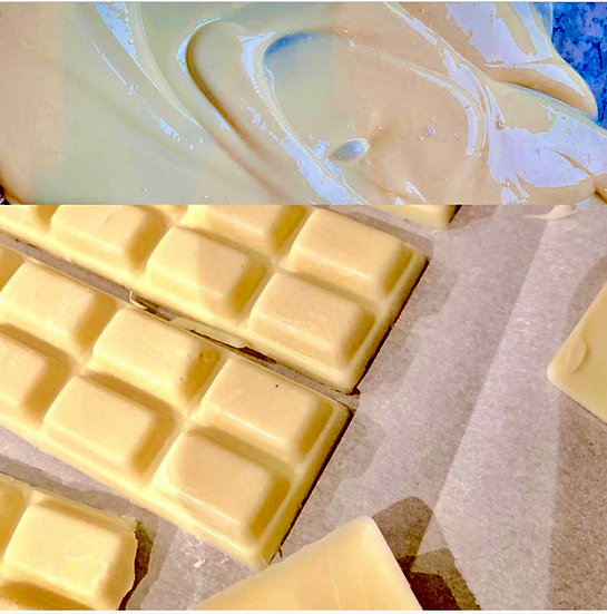 Chocolate Blanco, Leche de Almendras  VEGANO 1kg