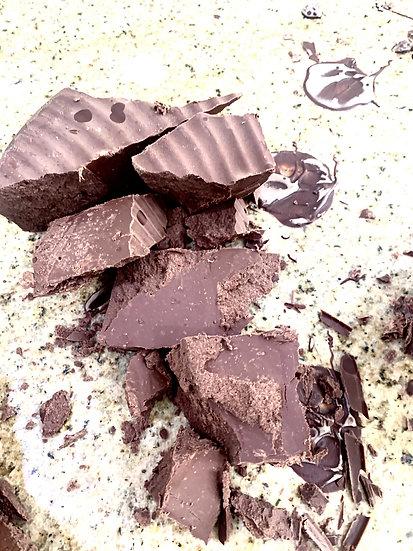 Chocolate Oscuro Stevia Sin Azúcar x 1kg