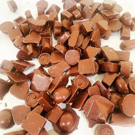 Bocados Chocolate Oscuro 100%