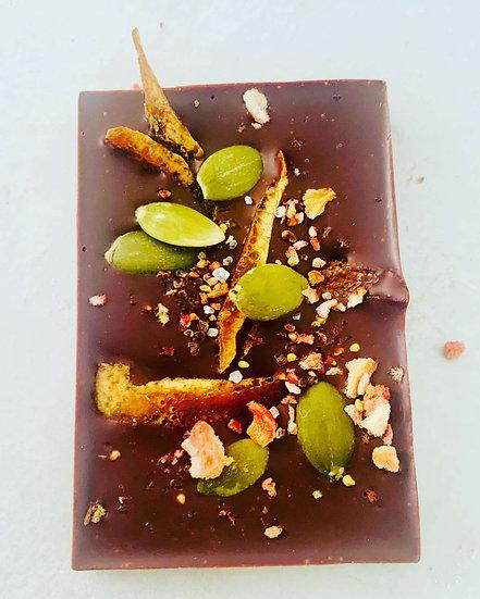 Chocolate THINS  Frutas x 150 grs