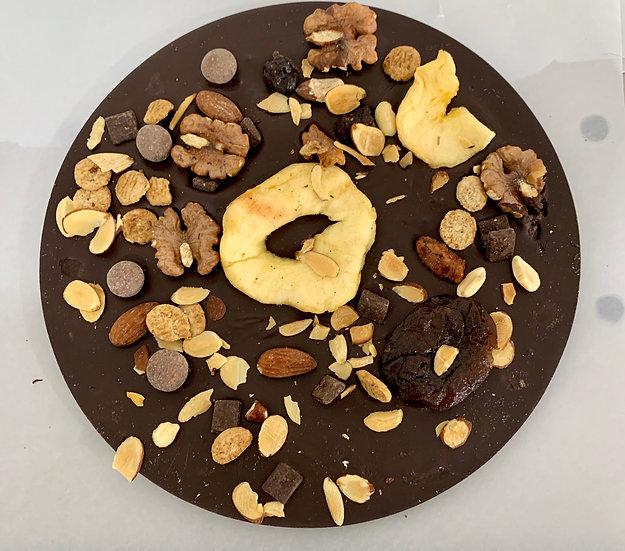Broken Chocolate Table Nuts