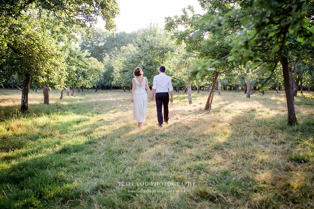Glastonbury Wedding Photography | Bristol & Somerset Wedding Photographer | Ellie Lou Photography