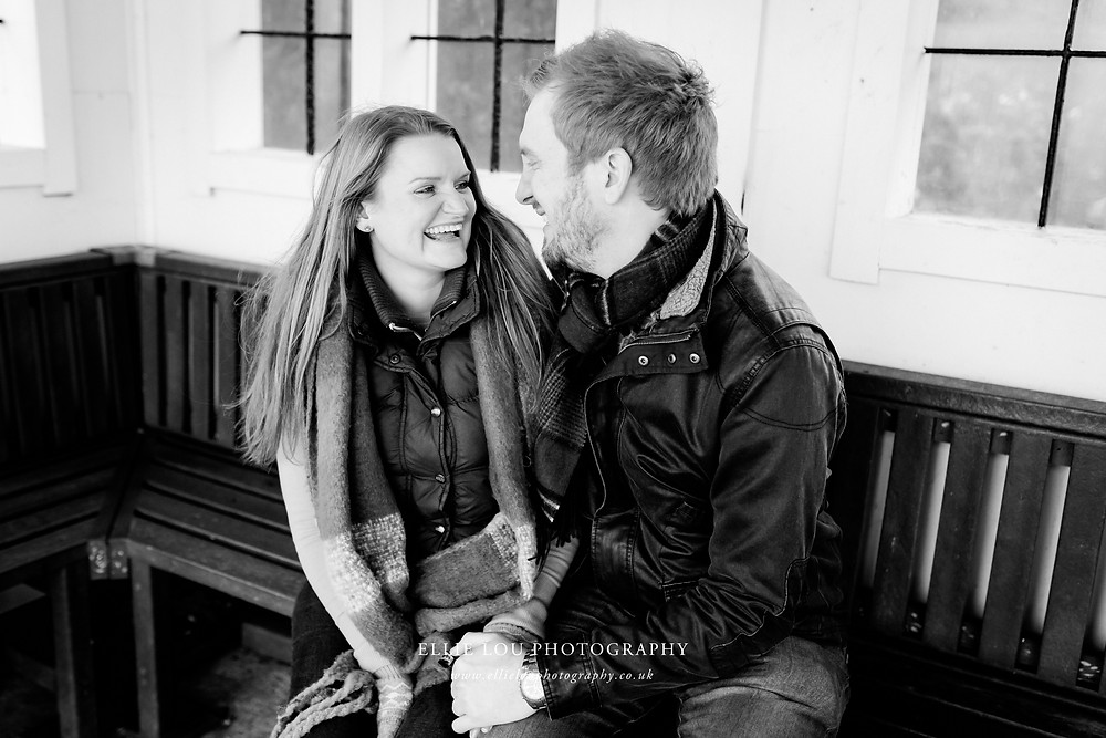 Engagement Shoot - Forde Abbey | Bristol, Somerset & Devon Wedding Photographer | Ellie Lou Photography